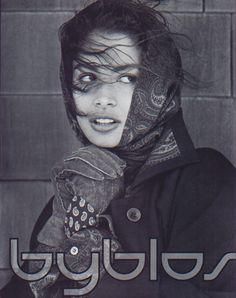 kara young, model super, 1980s model