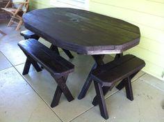 picnic table - $275 (Grant Park)