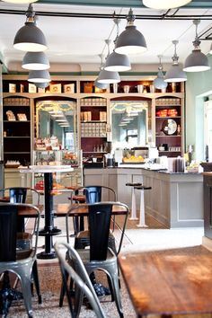 cafe idea, coffe shop, chairs, restaurant interiors, coffee, danish, place, light, restaurant interior design