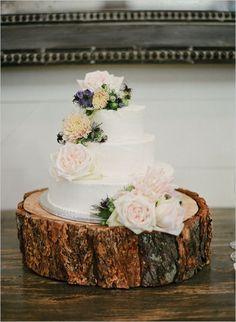 Tasty And Beautiful Wedding Cake