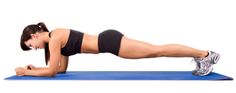 Plank Your Way to Better Abs via Lean it UP