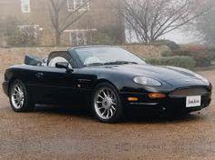 Aston Martin DB7...