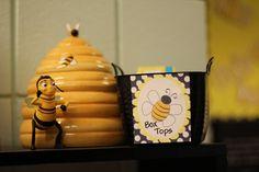 Bee Theme 4