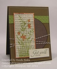 old paper, ideasget well, stamp, sentiment, cardpag idea, card ideasget, chang, cards, well card