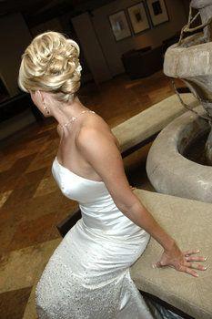 Wedding, Hair, Updo