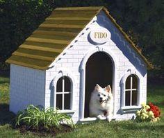Unique Dog House - Minimalist Home Design