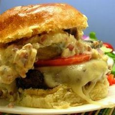 The Ultimate Burger Topping