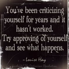 KO's know that loving yourself will always take you farther than hating yourself ever will!!