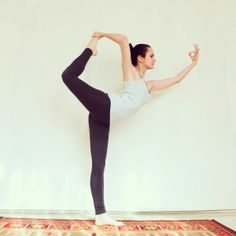 Danser Pose » Yoga Pose Weekly
