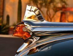 Pontiac Hood Ornament.