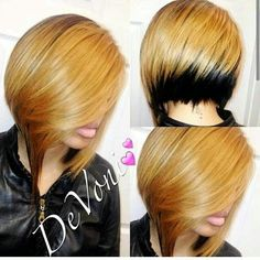 short, birthday, blond bob, color, bob haircuts