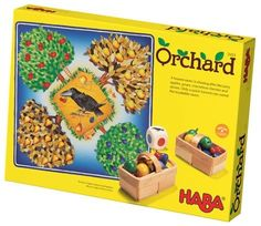Haba Orchard game. 2013 Faire