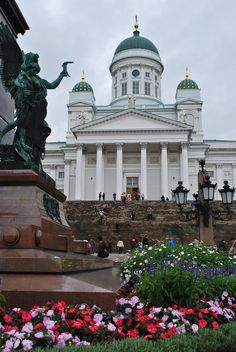 Helsinki Cathedral,