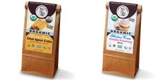 Product Review: Wholesome Chow- Organic, Gluten Free, Vegan Baking Mixes