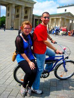 Fat Tire Bike Tour! Berlin, Germany @Fattirebike