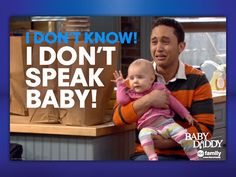 ABC Family - Baby Daddy. Tuck is my fav