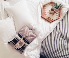 Pretty linens | Wit and Delight