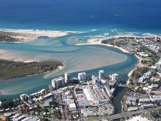 travel memori, sunshin coast, beauti homeland, aerial view