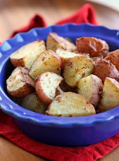 Ranch-Roasted Red Potatoes recipe