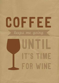 Have an awesome #Monday ! | AnchorandArrowBlog.com #coffee #wine #words #motivation