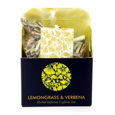 Lemongrass & Verbena Tea