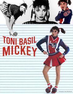 """Tony Basil """"Mickey"""" (1982)"""