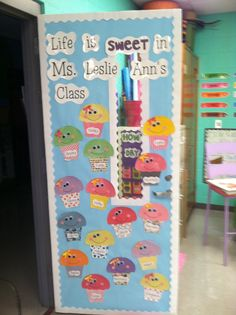 Life in First Grade: Teacher Week: My Classroom