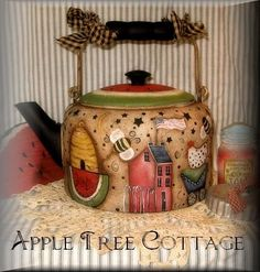 'tea kettle'