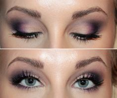 Beautiful make up for my big day!!