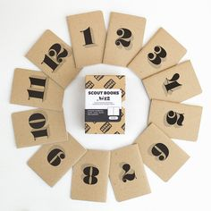 Numeral Box Set