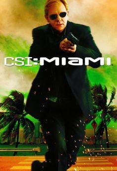 CSI: Miami    Will miss it. :-(