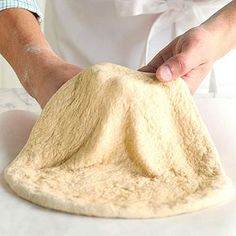 Multigrain Pizza Dough with Honey