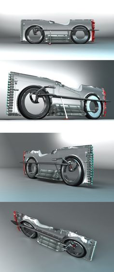 ♂ sGlss Concept motorcycle
