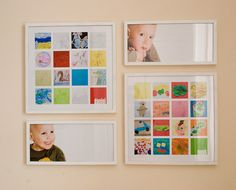 i'm always looking for a way of keeping/storing my kiddo's artwork - this, i LOVE!