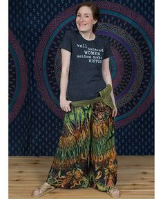 NEW! Mudslide of Tie-Dye Pants