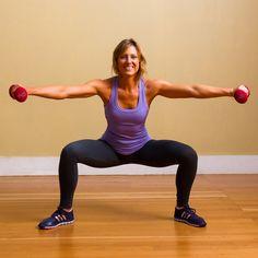 Quick Thigh Workout