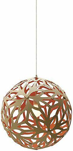 Floral Pendant by David Trubridge Design at Lumens.com