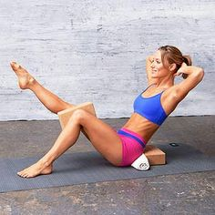 Flat abs fast: The core strengthening workout