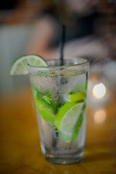 The Mojitos at Emiliano's Cafe are the best in town!