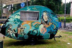 Street Art Utopia | by Alice in Rome, Italy