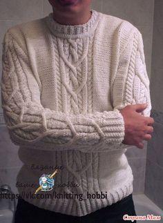 Вязание спицами тонкими нитками