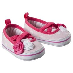 Just One You Rosette Shoes (TARGET)