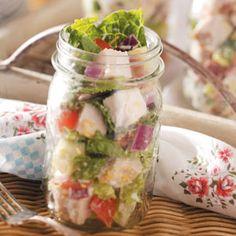 BLT Recipes from Taste of Home, including BLT Turkey Salad Recipe