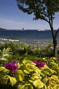 Mackinac Island Arrival