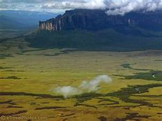 Venezuela  has it all... check out this view of the Gran Sabana in the Amazon....