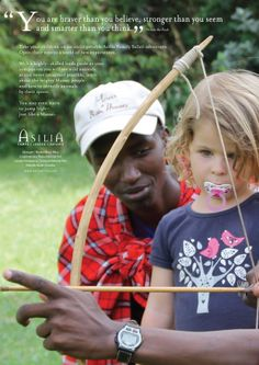 Join Asilia Africa on a family safari in Kenyas Maasai Mara.