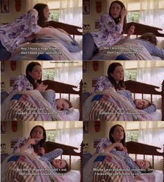 Haha love Gilmore girls