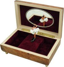 Ballerina Musical Jewellery Box..