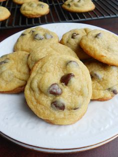 Culinary Couture: Award Winning Soft Chocolate Chip Cookies