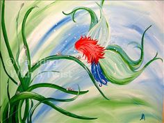 Painting with a twist party ideas on pinterest painting for Painting with a twist charlotte nc